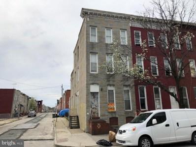 318 S Monroe Street, Baltimore, MD 21223 - #: MDBA463596