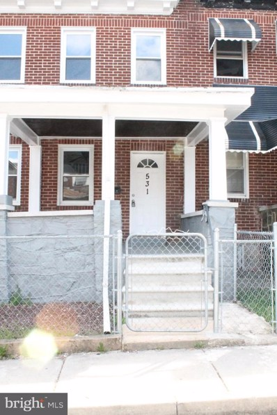 531 Sheridan Avenue, Baltimore, MD 21212 - #: MDBA463600