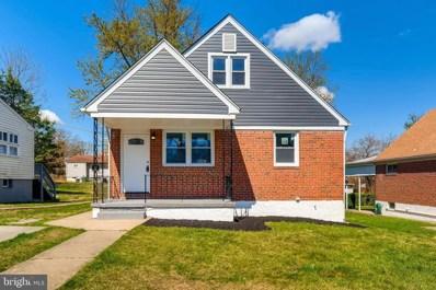 6220 Fair Oaks Avenue, Baltimore, MD 21214 - #: MDBA463632