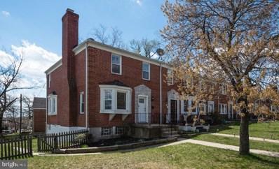 1683 Woodbourne Avenue, Baltimore, MD 21239 - #: MDBA463634