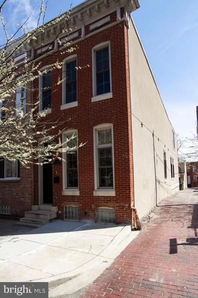 15 N Patterson Park Avenue, Baltimore, MD 21231 - #: MDBA463636