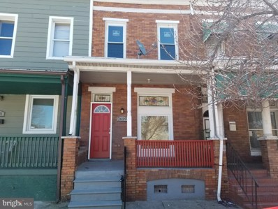 2639 Barclay Street, Baltimore, MD 21218 - #: MDBA463664