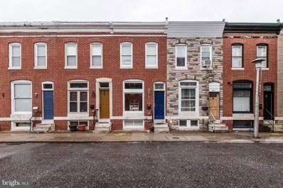 329 S Bouldin Street, Baltimore, MD 21224 - #: MDBA463708