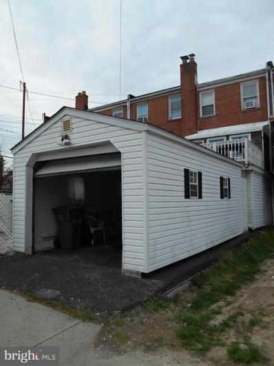 3589 Benzinger Road, Baltimore, MD 21229 - #: MDBA463710