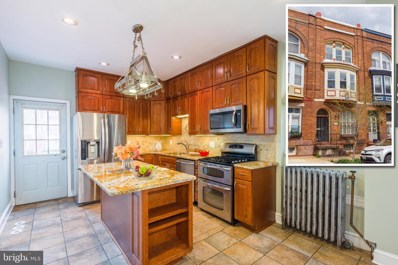 708 Reservoir Street, Baltimore, MD 21217 - #: MDBA463722