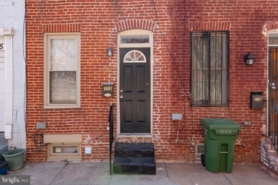 1007 Sterrett Street, Baltimore, MD 21230 - #: MDBA463744