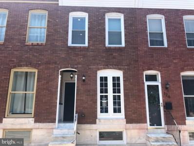 128 S Curley Street, Baltimore, MD 21224 - #: MDBA463788