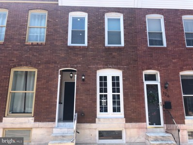 128 S Curley Street, Baltimore, MD 21224 - #: MDBA463788