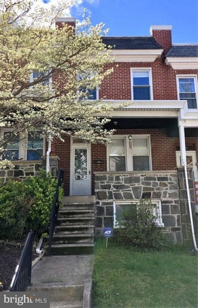 1405 Union Avenue, Baltimore, MD 21211 - #: MDBA463804