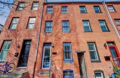 324 S Chester Street, Baltimore, MD 21231 - #: MDBA463820