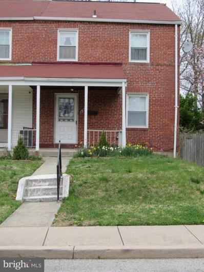 2306 Hemlock Avenue, Baltimore, MD 21214 - #: MDBA463826