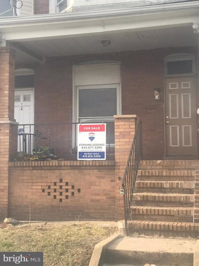 3420 Belair Road, Baltimore, MD 21213 - #: MDBA463832