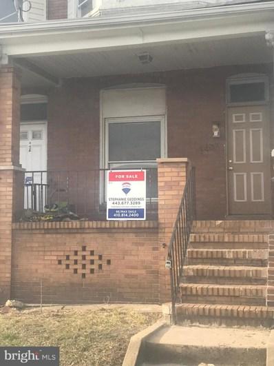 3420 Belair Road, Baltimore, MD 21213 - #: MDBA463832