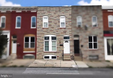 105 N Patterson Park Avenue, Baltimore, MD 21231 - #: MDBA463890