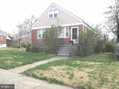 6913 Chambers Road, Baltimore, MD 21234 - #: MDBA463900