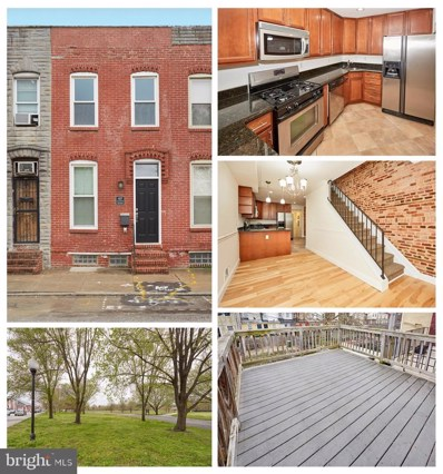 1427 Washington Boulevard, Baltimore, MD 21230 - #: MDBA463904