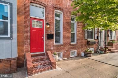 3141 Dillon Street, Baltimore, MD 21224 - #: MDBA463924