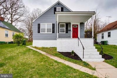 2512 Ruscombe Lane, Baltimore, MD 21215 - #: MDBA463930