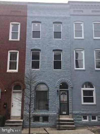1828 McCulloh Street, Baltimore, MD 21217 - #: MDBA463962