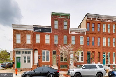 1404 N Bond Street, Baltimore, MD 21213 - #: MDBA463980