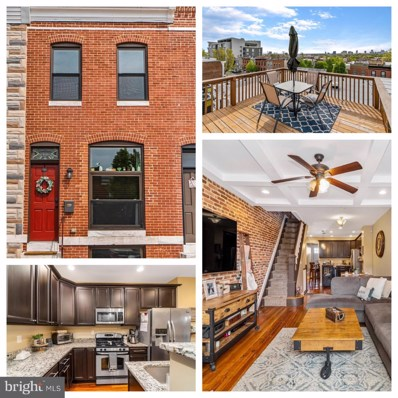 343 S Clinton Street, Baltimore, MD 21224 - #: MDBA463984