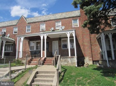 4843 Reisterstown Road, Baltimore, MD 21215 - #: MDBA463992