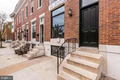 1738 Webster Street, Baltimore, MD 21230 - #: MDBA464018