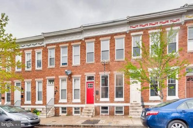 420 Whitridge Avenue, Baltimore, MD 21211 - #: MDBA464026