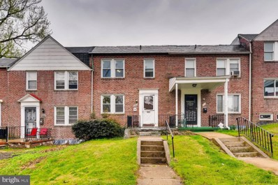 607 Winston Avenue, Baltimore, MD 21212 - #: MDBA464092