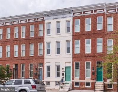 1434 N Bond Street, Baltimore, MD 21213 - #: MDBA464114