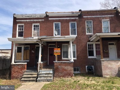 122 S Hilton Street, Baltimore, MD 21229 - MLS#: MDBA464128