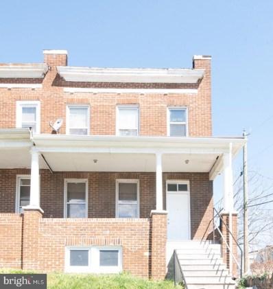 2000 Presstman Street, Baltimore, MD 21217 - #: MDBA464164