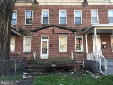 3712 Overview Road, Baltimore, MD 21215 - #: MDBA464180