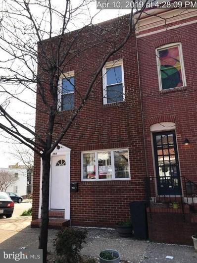 254 S Clinton Street, Baltimore, MD 21224 - #: MDBA464190