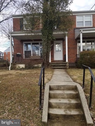 6213 The Alameda, Baltimore, MD 21239 - #: MDBA464210