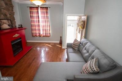1702 E Lanvale Street, Baltimore, MD 21213 - #: MDBA464226