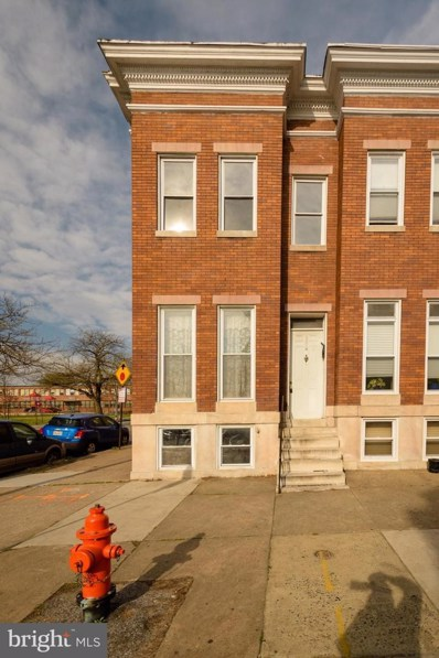 300 N Calhoun Street, Baltimore, MD 21223 - #: MDBA464248