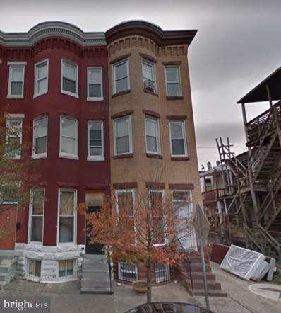 2201 Barclay Street, Baltimore, MD 21218 - #: MDBA464260