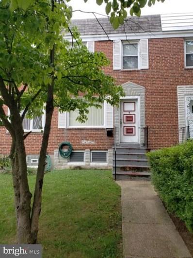 4026 Ardley Avenue, Baltimore, MD 21213 - #: MDBA464262