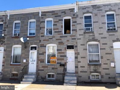 525 N Rose Street, Baltimore, MD 21205 - #: MDBA464272