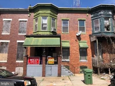 2714 Classen Avenue, Baltimore, MD 21215 - #: MDBA464286
