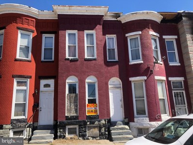 1307 N Patterson Park Avenue, Baltimore, MD 21213 - #: MDBA464296