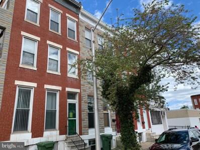 1806 Penrose Avenue, Baltimore, MD 21223 - #: MDBA464306