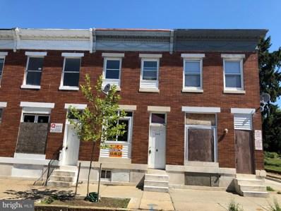 2418 E Oliver Street, Baltimore, MD 21213 - #: MDBA464320