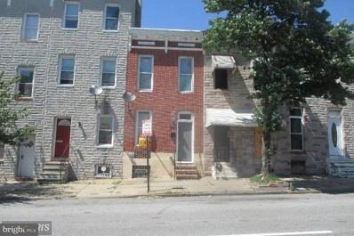 1004 E Biddle Street, Baltimore, MD 21202 - #: MDBA464322