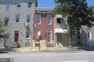 1004 E Biddle Street, Baltimore, MD 21202 - #: MDBA464322