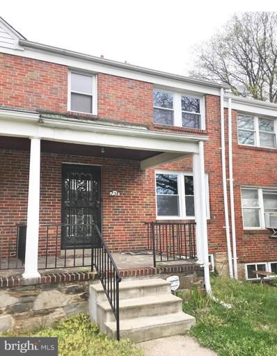 738 E Cold Spring Lane, Baltimore, MD 21212 - #: MDBA464394