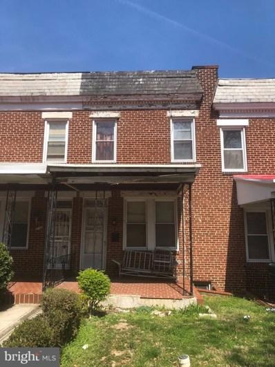 2710 Ellicott Drive, Baltimore, MD 21216 - #: MDBA464416