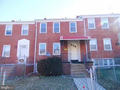 3512 Pelham Avenue, Baltimore, MD 21213 - #: MDBA464422