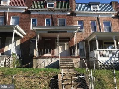 2805 Norfolk Avenue, Baltimore, MD 21215 - #: MDBA464426